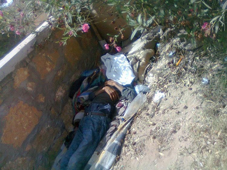 العثور على جثة مشرد بآسفي والأمن يعتقل سارق هاتف نائب وكيل الملك