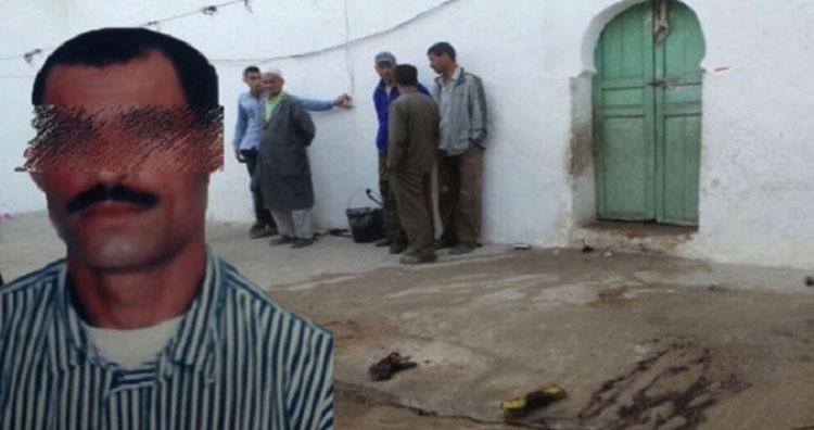 الاعدام لسفاح الجديدة الذي قتل 10 أفراد من عائلته وهاجم رجال الدرك