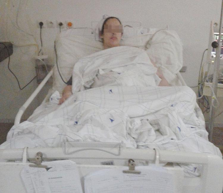 وزارة الصحة تتهرّب من مسؤوليتها في «إحراق» امرأة بمستشفى ابن سينا بالرباط