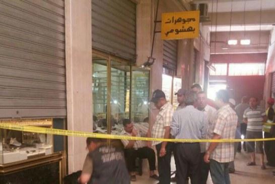 ثقبوا الجدار الفاصل بين قاعة سينما ومحل مجوهرات وسرقوا حليا بقيمة 300 مليون سنتيم بمدينة خريبكة