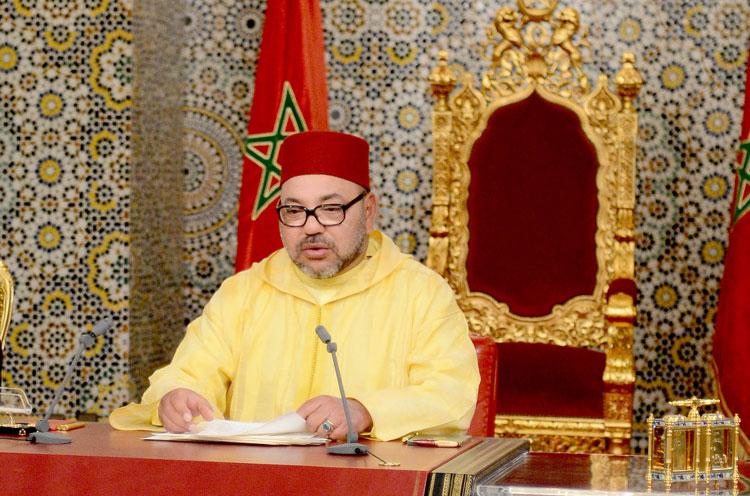 """الملك محمد السادس : """"لن نرضخ لأي ضغط أو محاولة ابتزاز في قضية مقدسة لدى جميع المغاربة"""""""