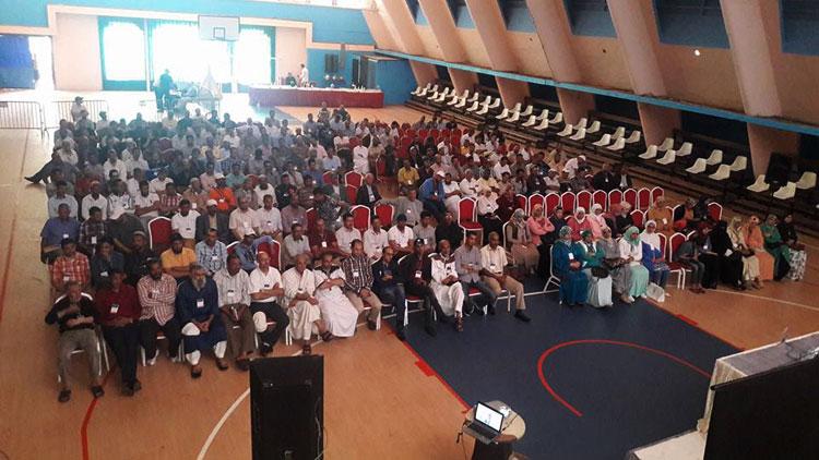 «البيجيدي» يطرد فرقا رياضية من القاعة المغطاة بآسفي لانتخاب لجنة الترشيحات