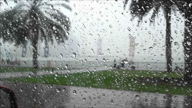 أمطار عاصفية مساء اليوم الأحد بمجموعة من المدن