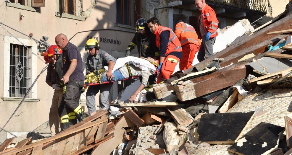 8 أجانب على الأقل ضمن ضحايا زلزال إيطاليا