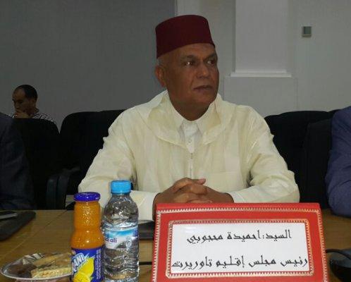 الداخلية توقف رئيس المجلس الإقليمي لوجدة المنتمي إلى «البيجيدي»