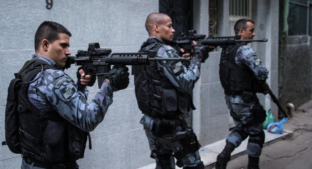 ريو 2016 : الألعاب الأولمبية آمنة بالرغم من إطلاق النار