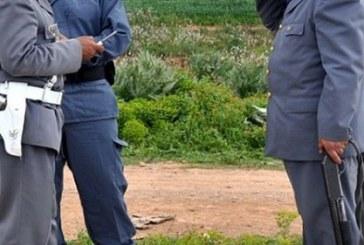 دركي يقتل قائده رميا بالرصاص من مسدسه الوظيفي بسرية عرباوة ضواحي القنيطرة