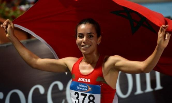العرافي ممثلة المغرب الوحيدة في نهائيات 1500 متر