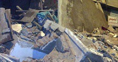مصرع أب وطفلتيه في انهيار منزل بمراكش وحادث مماثل بالسراغنة يخلف قتيلة
