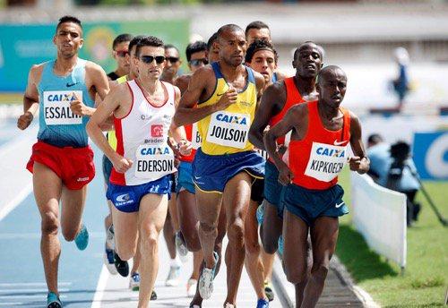 إقصاء الصالحي وبوقنطار من سباق 5000 متر