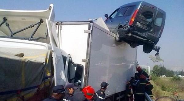 26 قتيل وأزيد من 1500 جريح في أسبوع بسبب حوادث السير