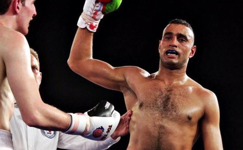البرازيل تفرج عن الملاكم المغربي سعادة