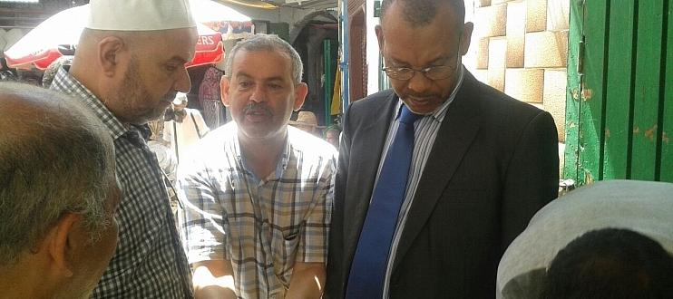 إدعمار يفشل في الركوب على فاجعة مسجد الأندلس بتطوان