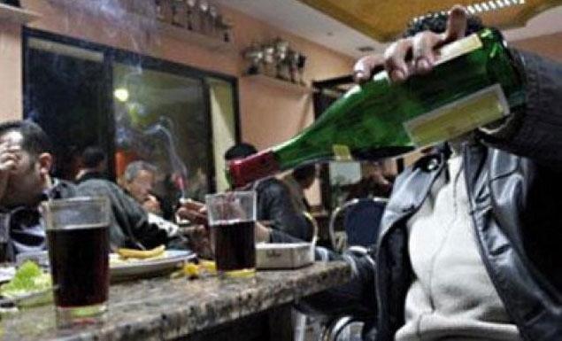 حملة أمنية غير مسبوقة ضد أوكار بيع الخمور والمخدرات بفاس