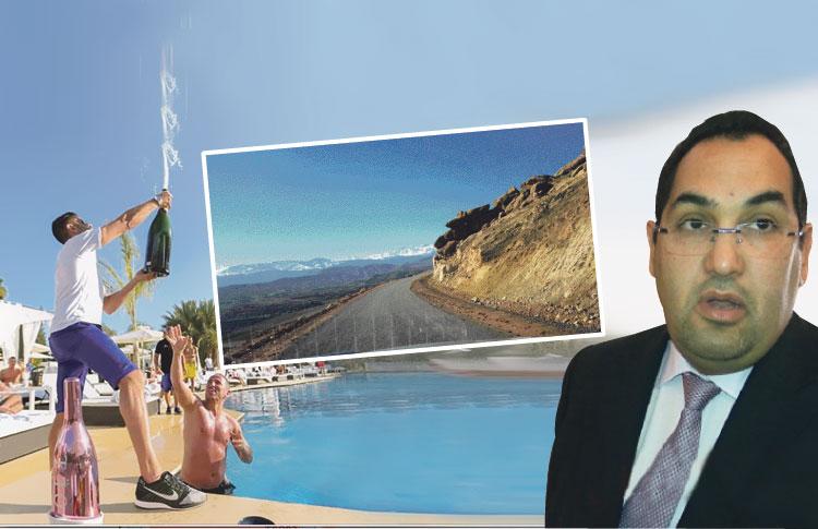 """برلماني عن """"البيجيدي"""" ومنتخبو الحزب بمراكش يعبدون الطريق نحو علبة ليلية خاصة"""