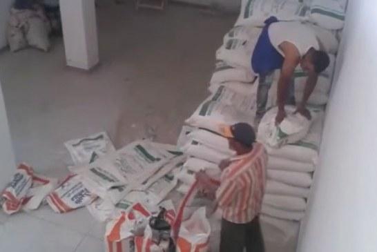 «فيديو» يفجر فضيحة التلاعب بالدقيق المدعم بإقليم سطات
