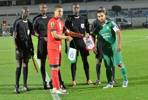 فريق الفتح يتعادل ويتأهل لنصف نهائي كأس الاتحاد الإفريقي لكرة القدم