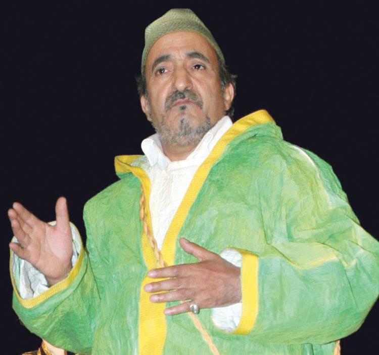 تكريم الفنان مصطفى خليلي بمكناس