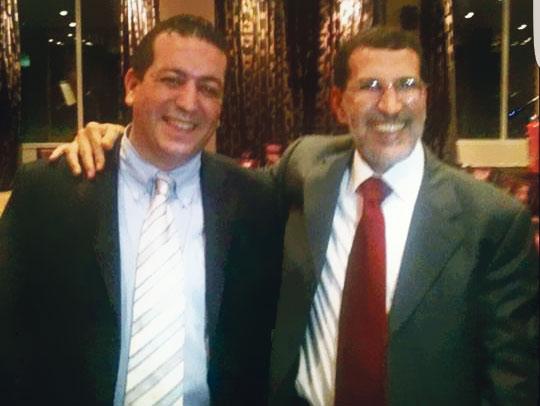 مدير حملة سعد الدين العثماني يتملص من أداء الضريبة على بيعه للخمور