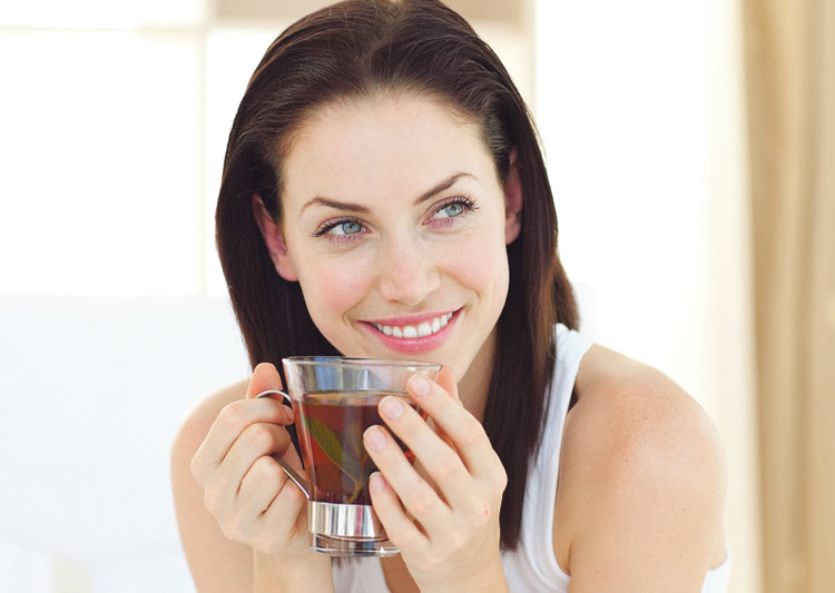 أطعمة تخلصك من التهاب اللثة