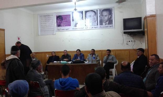 انشقاق داخل صفوف حزب «الوردة» بإقليم برشيد بسبب التزكية البرلمانية