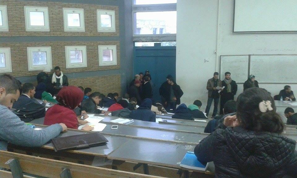 عزل أستاذ جامعي بكلية سطات شكك في نزاهة التنقيط