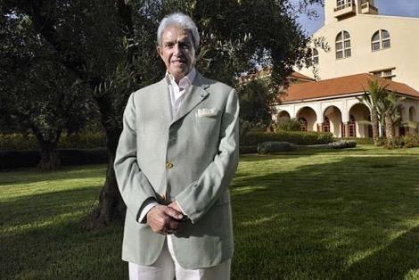 وفاة الملياردير المغربي ابراهيم زنبير