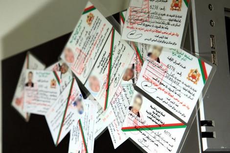 إيقاف متهم بصنع وتسويق بطاقات مزيفة يزعم مالكوها الانتساب إلى «الشرفاء» بفاس