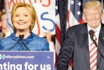 الانتخابات الرئاسية الأمريكية الحالية