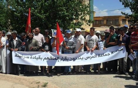سكان بإقليم بولمان يهددون بمقاطعة الانتخابات احتجاجا على التقطيع الترابي