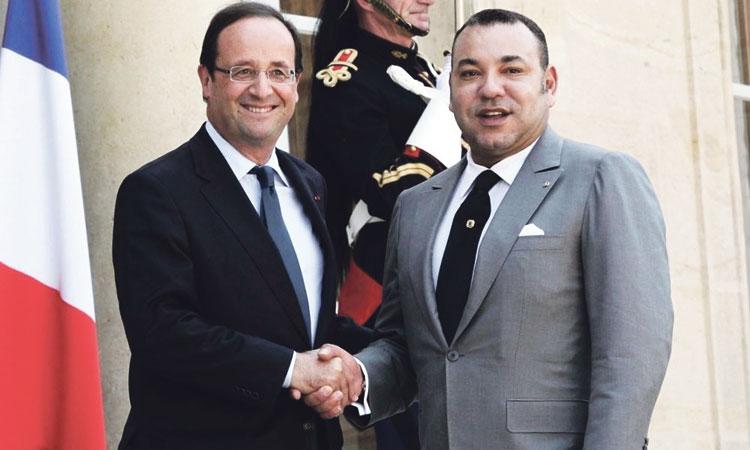 فرانسوا هولاند يؤكد مشاركته في قمة المناخ بمراكش بعد دعوة ملكية