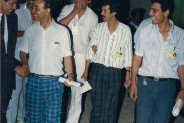 نور الدين كديرة.. رئيس القسم الرياضي بالإذاعة الذي مات قبل طبع كتابه