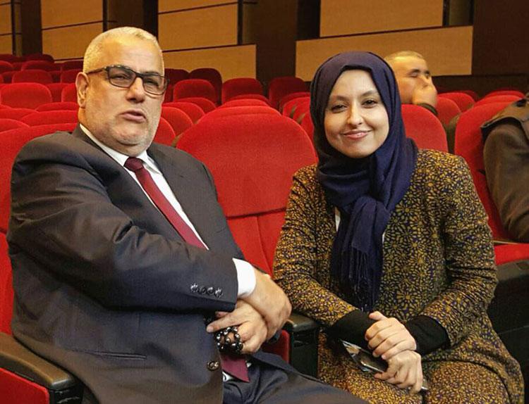 """إيمان اليعقوبي.. """"أيقونة البيجيدي"""" التي تطمح أن تصبح أول رئيسة حكومة بالمغرب"""