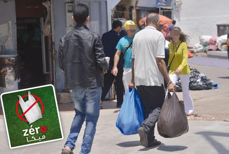 كواليس تجارة مربحة في الأكياس البلاستيكية تتحدى قرار «زيرو ميكا»