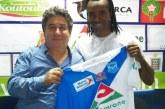 بالبوا يعرب عن سعادته في أول مباراة في البطولة الوطنية