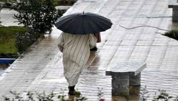 تساقطات مطرية الأربعاء والخميس