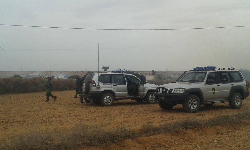 """إصابة أزيد من 30 عنصر من القوات المساعدة خلال مواجهة مع مواطنين أثناء فض نزاع حرث """"الأراضي السلالية"""" ضواحي سطات"""