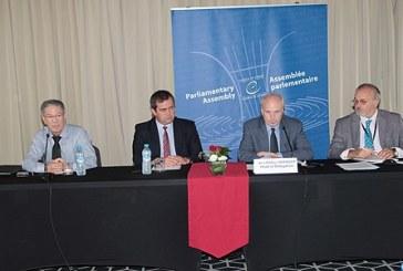 بعثة الجمعية البرلمانية لمجلس أوروبا تقدم حصيلة مراقبتها للانتخابات التشريعية