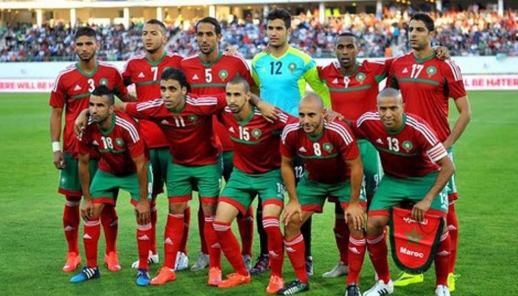 تعادل المغرب مع الغابون خلال تصفيات كأس العام 2018