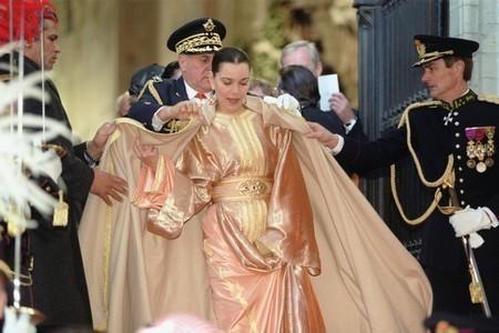 الأميرة للا مريم تمثل الأسرة الملكية في حفل زفاف بألبانيا