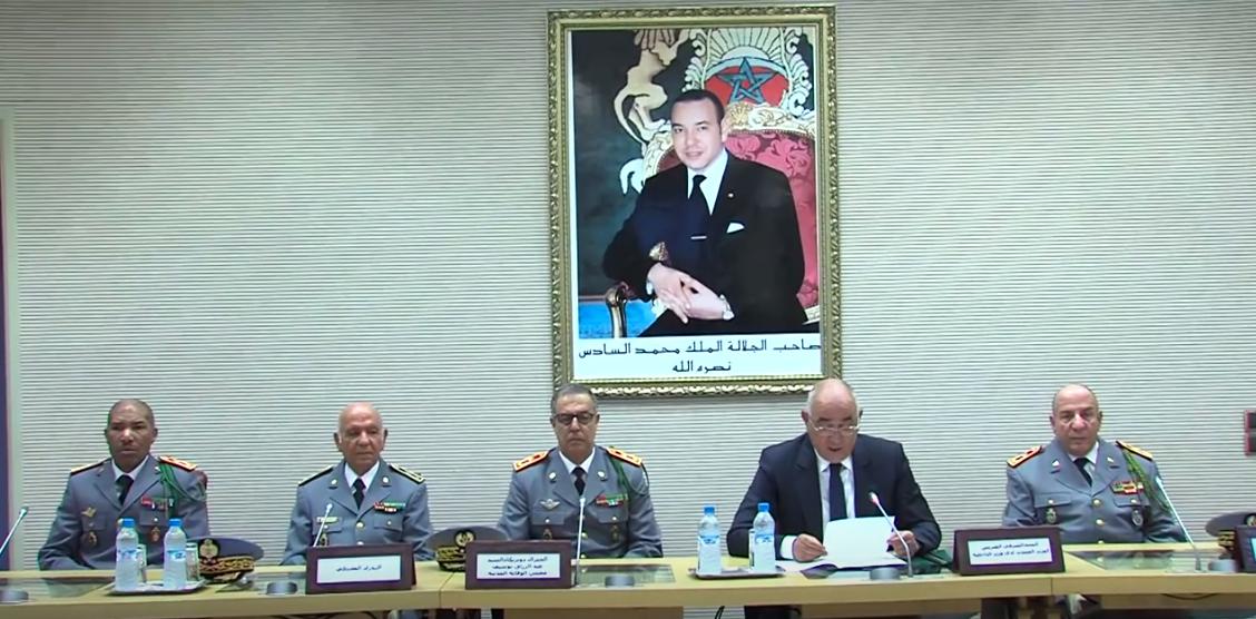 الملك يعين الجنرال دوبريكاد عبد الرزاق بوسيف مفتشا عاما للوقاية المدنية مكان الجنرال اليعقوبي