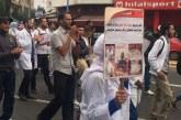 مسيرة لأطر البرنامج الحكومي 10 إطار تربوي