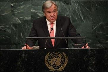 تعيين البرتغالي غوتيريس أمينا عام للأمم المتحدة
