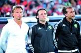 بوميل: «أنا مدرب «الأسود» ونسعى للتأهل إلى كأس العالم»