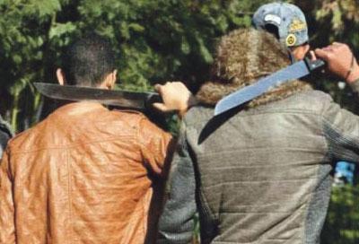 أمن سلا يطيح بعصابة روعت سكان العدوتين بالسرقات الموصوفة والاعتداءات بالأسلحة البيضاء
