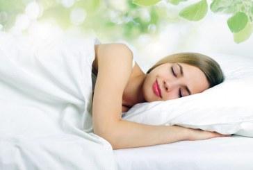 نوم هانىء بخمس خطوات