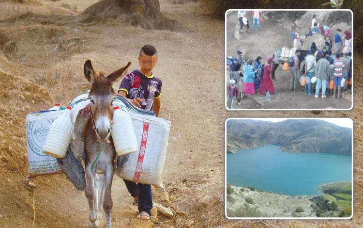 الأخبار ترصد أسباب أزمة الماء بالشمال وفشل المجالس في الحلول الاستباقية