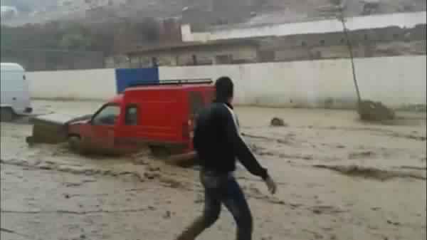 سكان مولاي إدريس زرهون يحصون خسائرهم ويلملمون جراحهم جراء أمطار طوفانية بالمنطقة