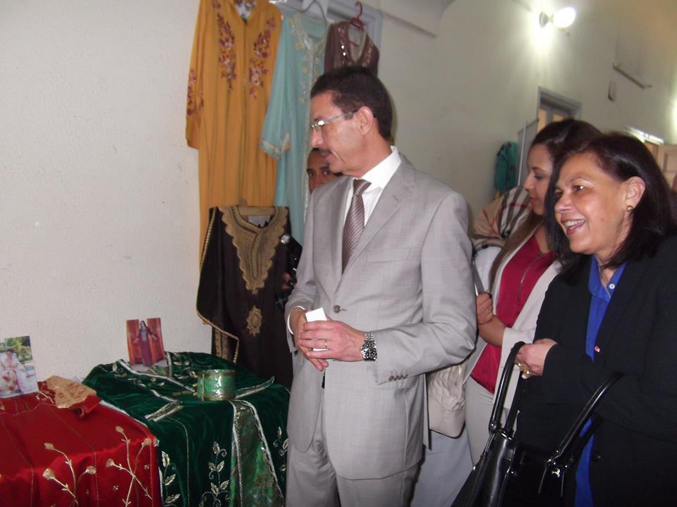 «نكافة» ومقاولون ومقاه بآسفي استفادوا من أموال المبادرة الوطنية للتنمية