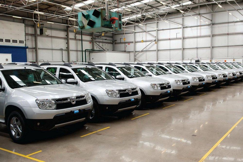 الفرقة الوطنية للدرك تتعقب حوالي 130 سيارة رباعية الدفع دخلت من أوربا